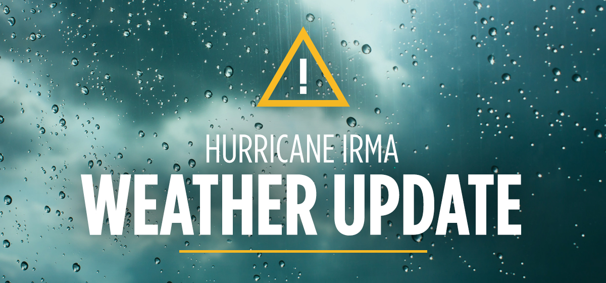 Weather Update: Hurricane Irma - Barry University Closure Notice