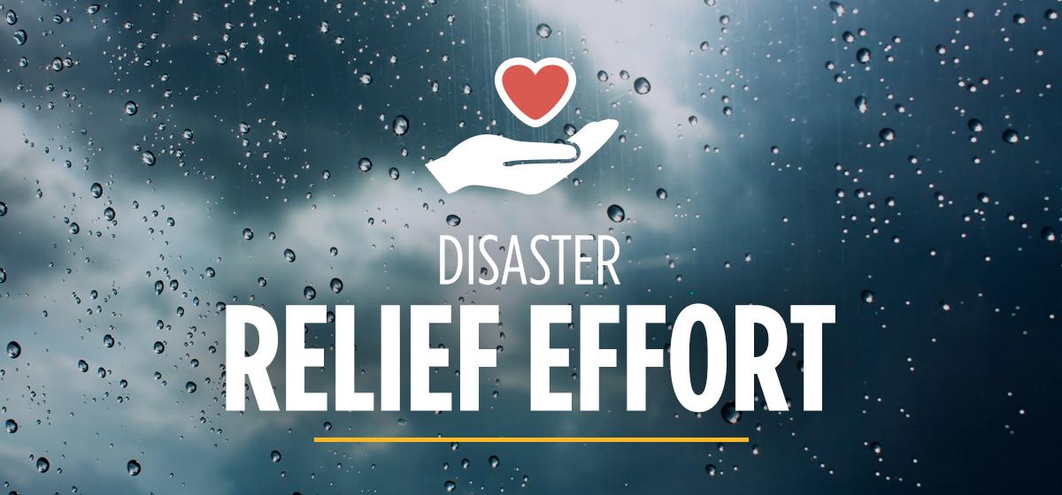 Disaster Relief Effort