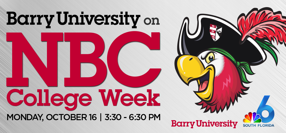 NBC College Week at Barry University