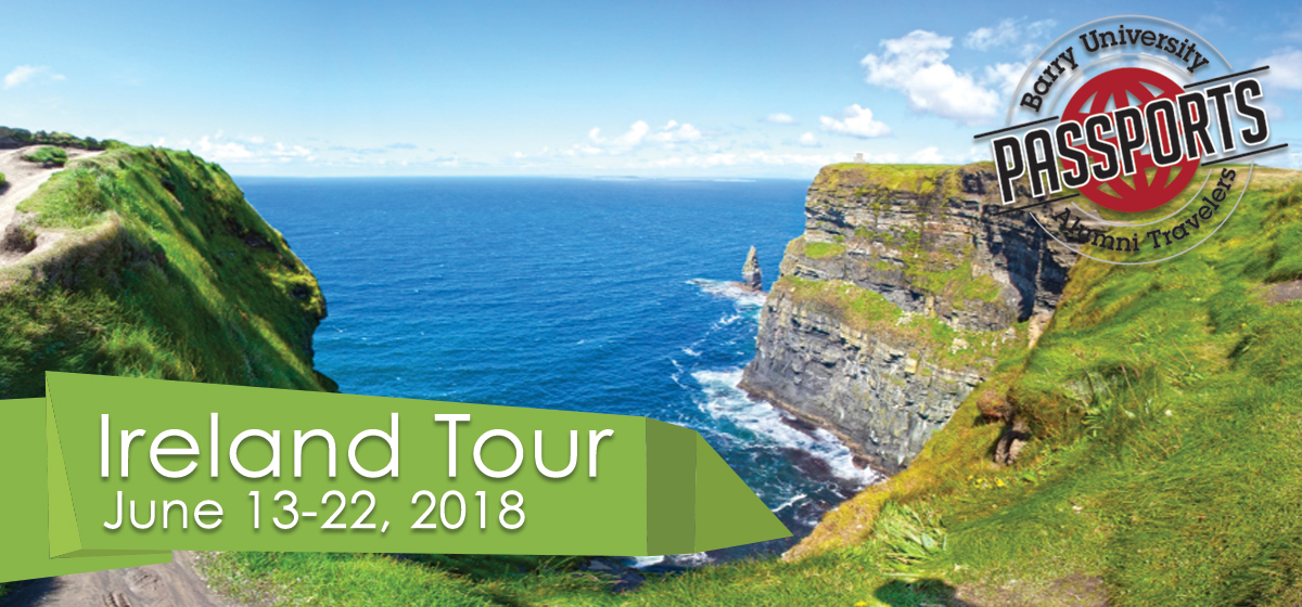 Alumni Passports Travel Program: Shades of Ireland Tour