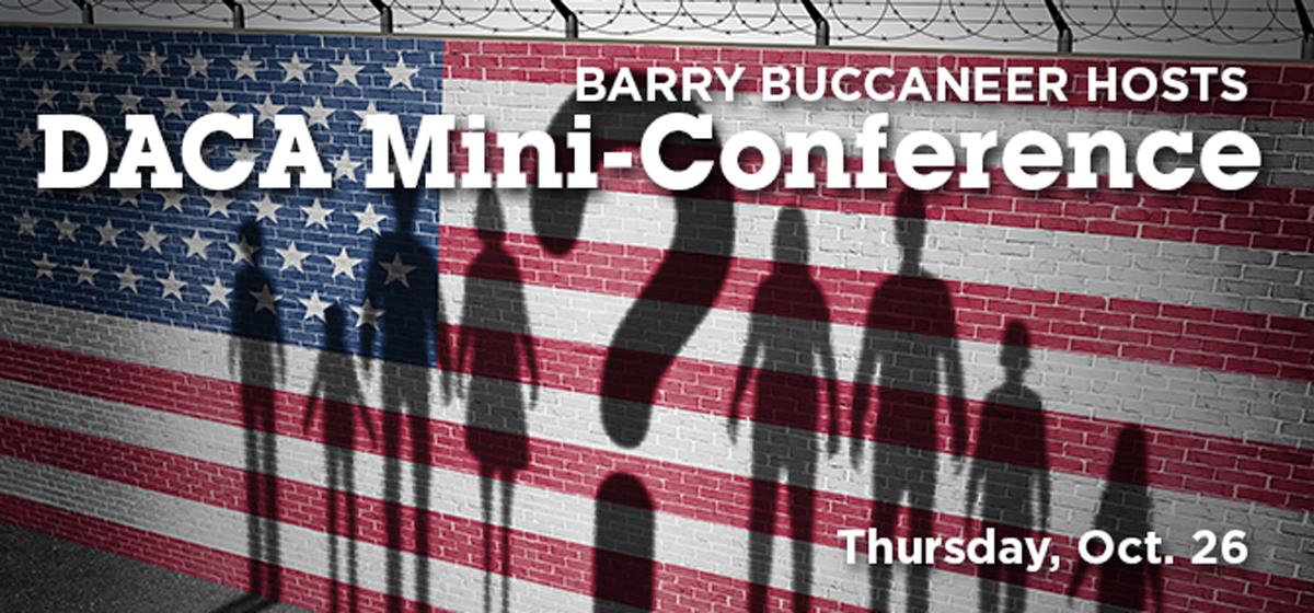 Barry University Hosts a DACA Mini-Conference