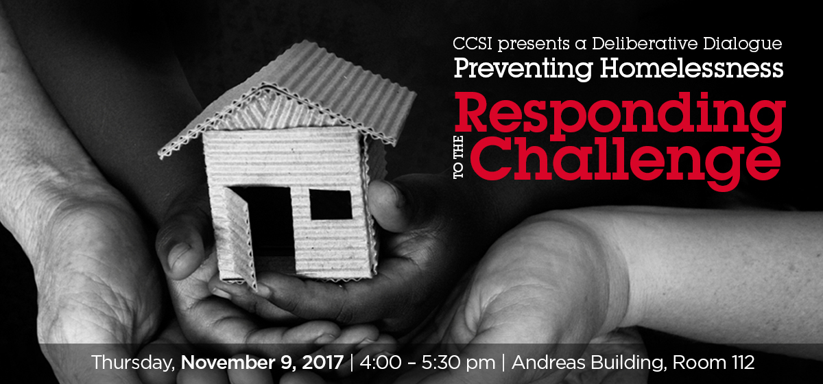 Preventing Homelessness: Responding to the Challenge