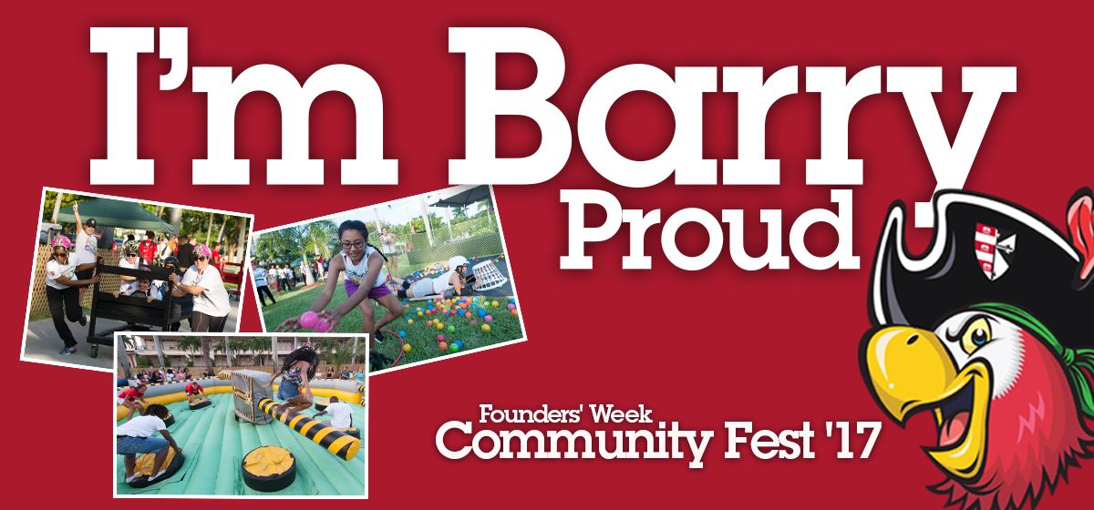 Founders' Week Community Fest