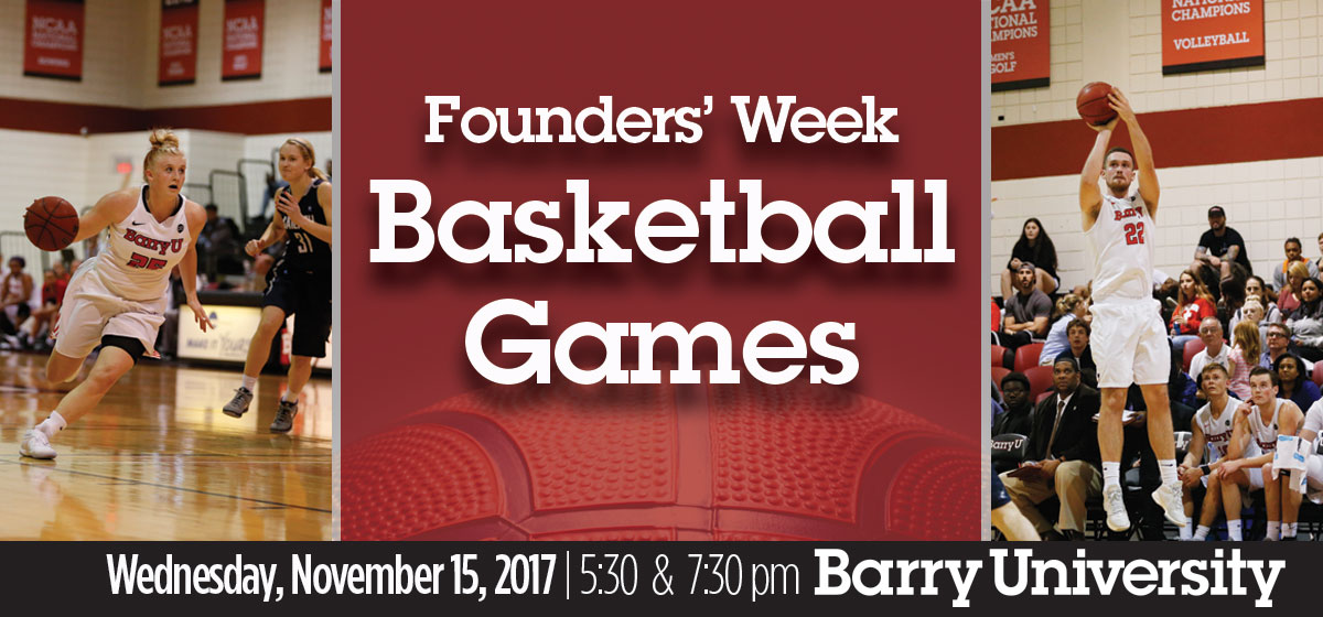 Founders' Week Basketball Games