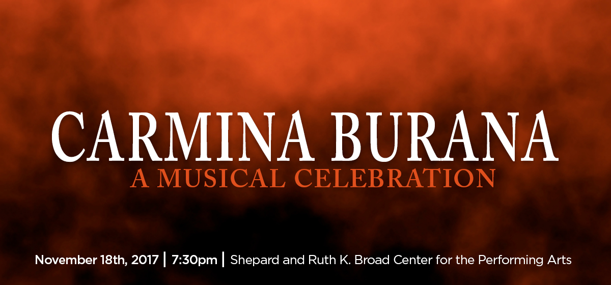 Carmina Burana Musical Celebration