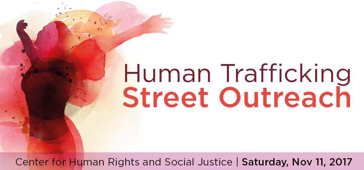 Human Trafficking Street Outreach