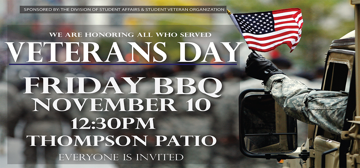 Veterans Day BBQ