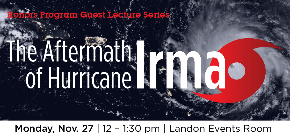 The Aftermath of Hurricane Irma: Future preparation and the economic impact for South Florida and the Florida Keys