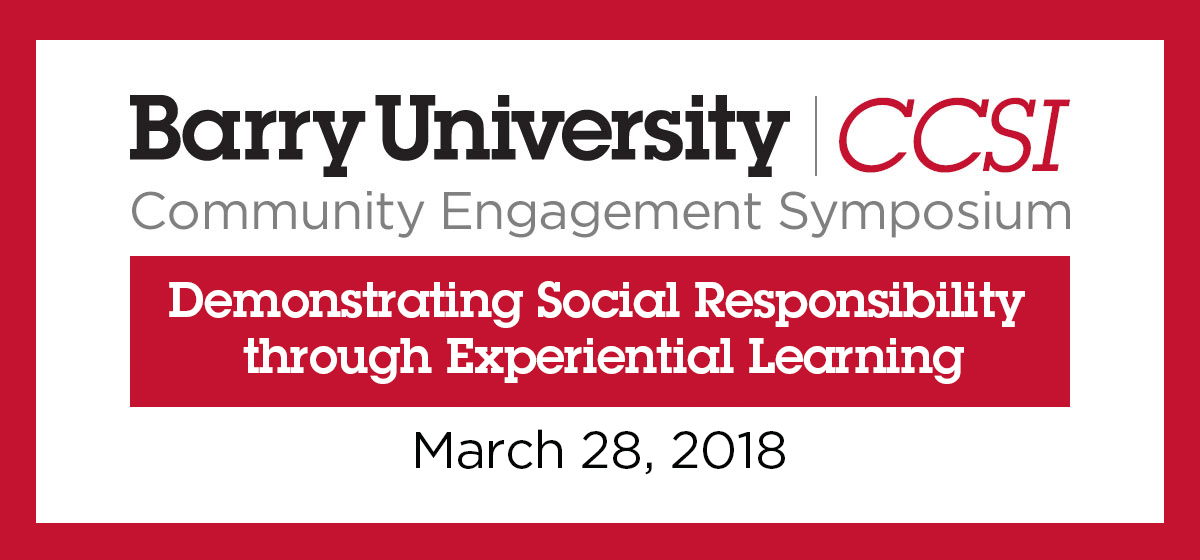 Fifth Annual Community Engagement Symposium: Call for Proposals
