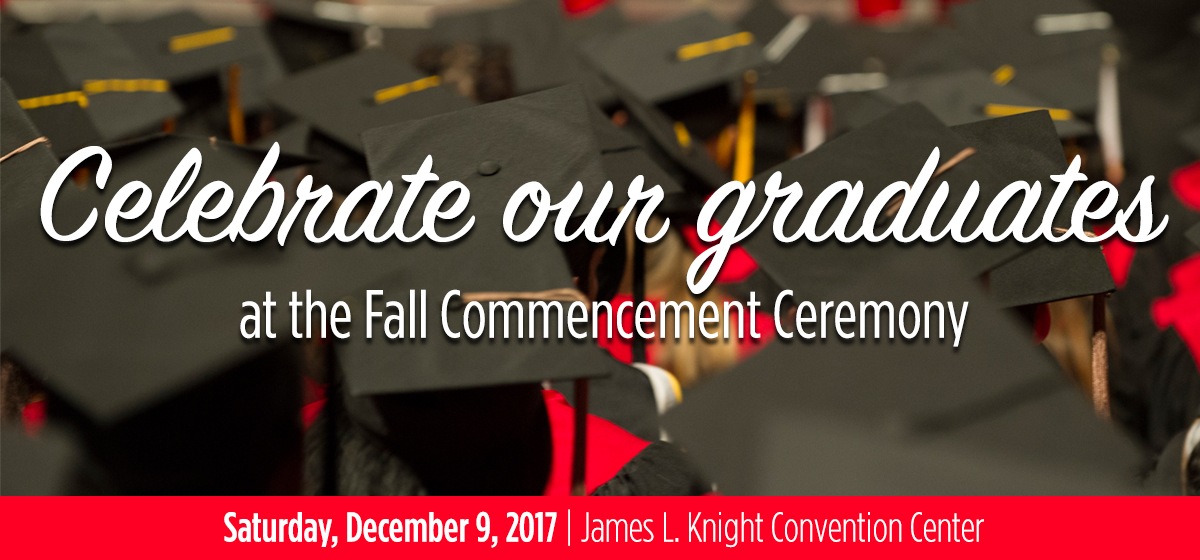 Fall Commencement Ceremony