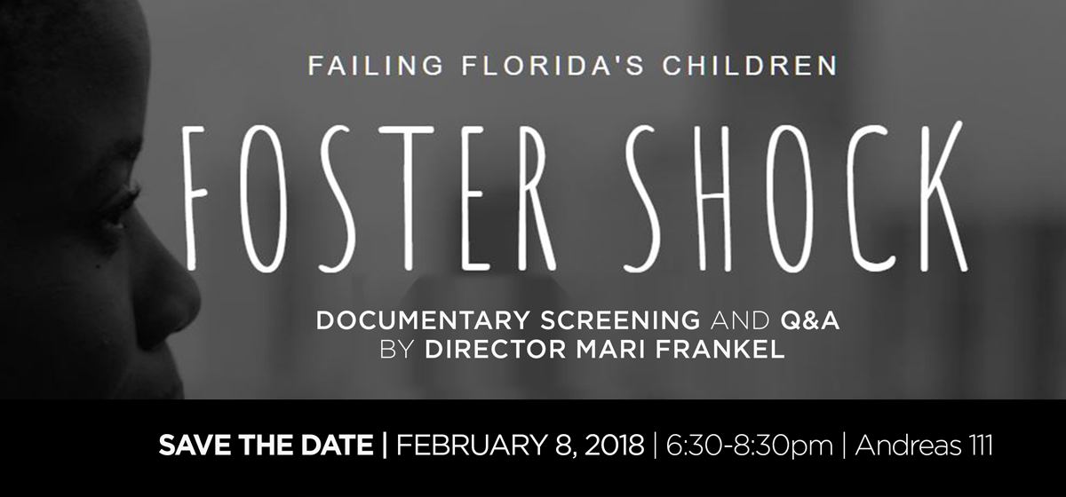Foster Shock Documentary Screening and Q&A