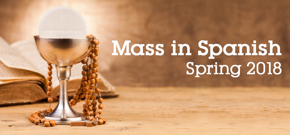 Mass in Spanish