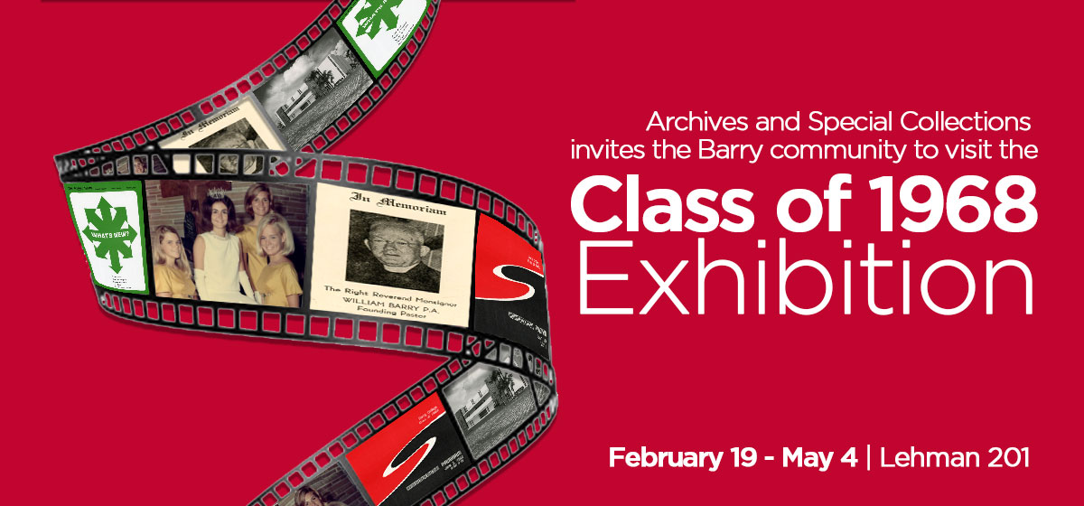 Class of 1968 Exhibition