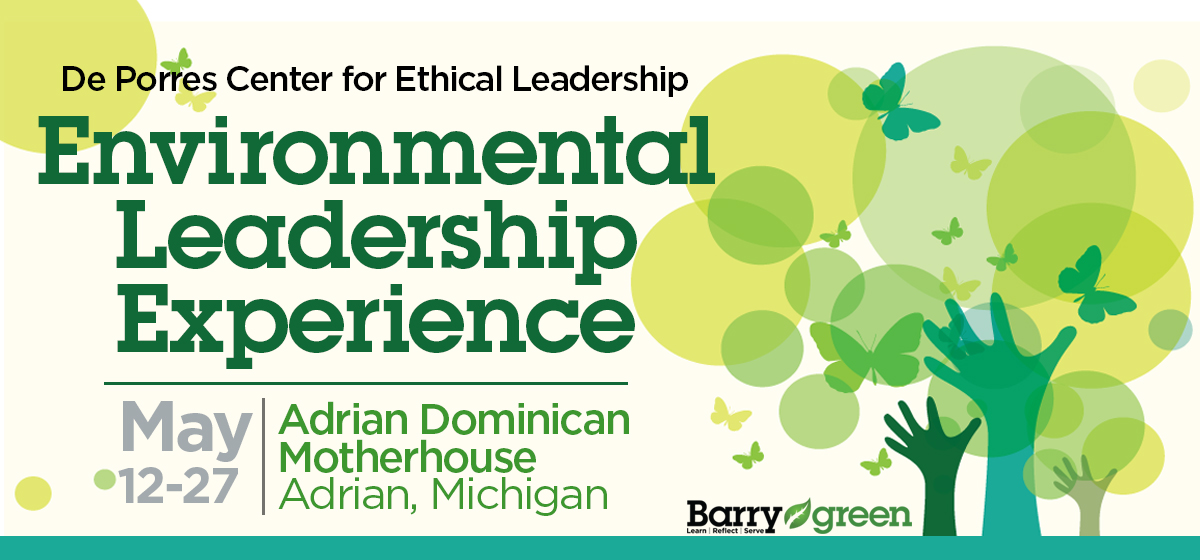 Environmental Leadership Experience - Summer 2018