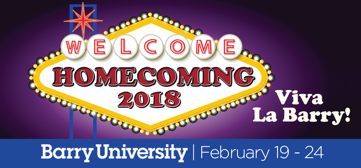 Homecoming 2018: Viva La Barry!