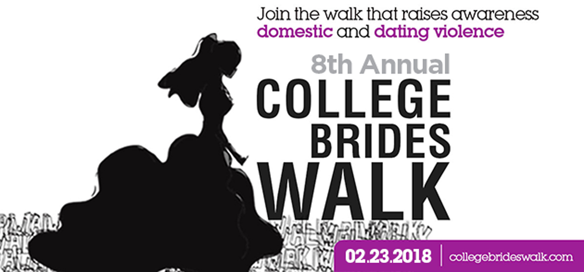 8th Annual College Brides Walk on Feb. 23