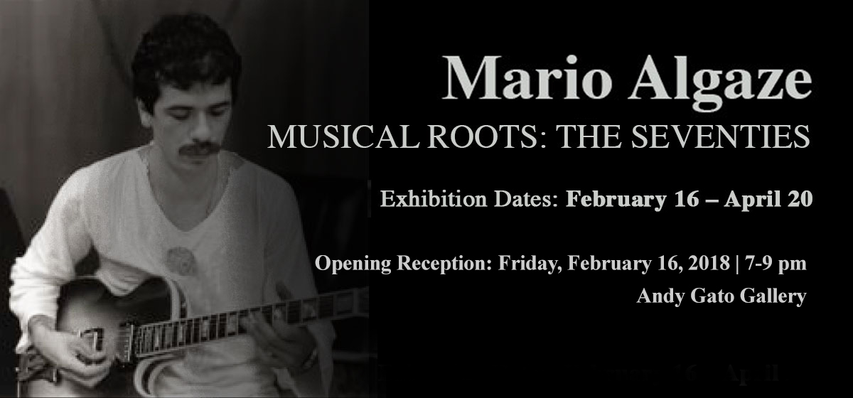 Mario Algaze - MUSICAL ROOTS: THE SEVENTIES
