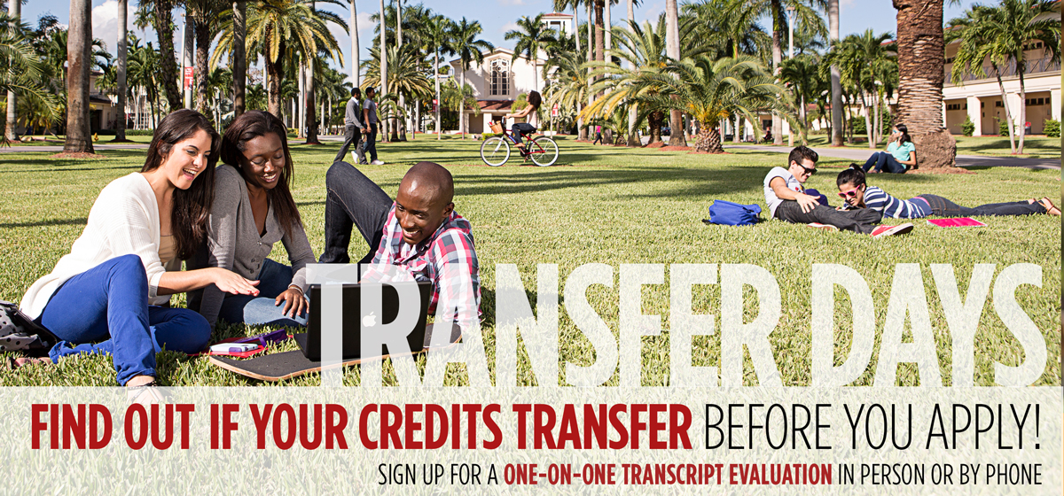 Find Out If Your Credits Transfer Before You Apply to Barry University