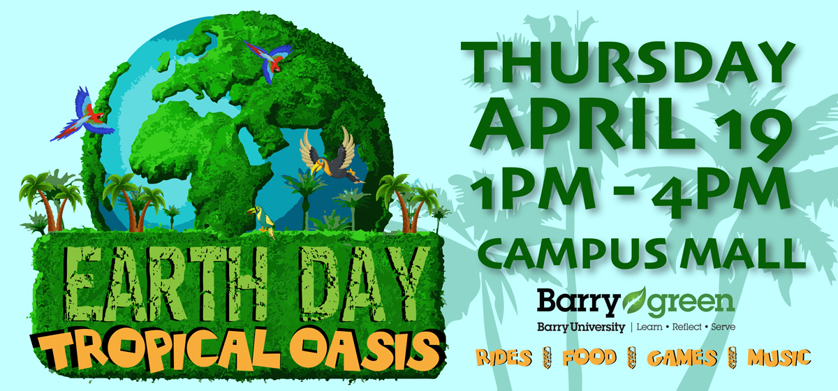 Barry's Earth Day Celebration