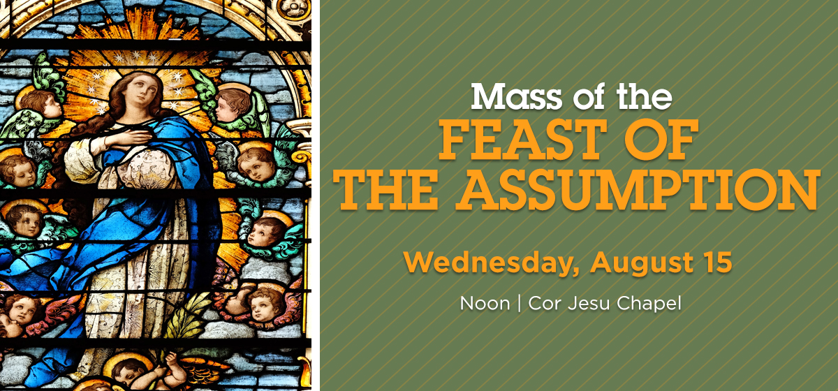 Mass of the Feast of the Assumption