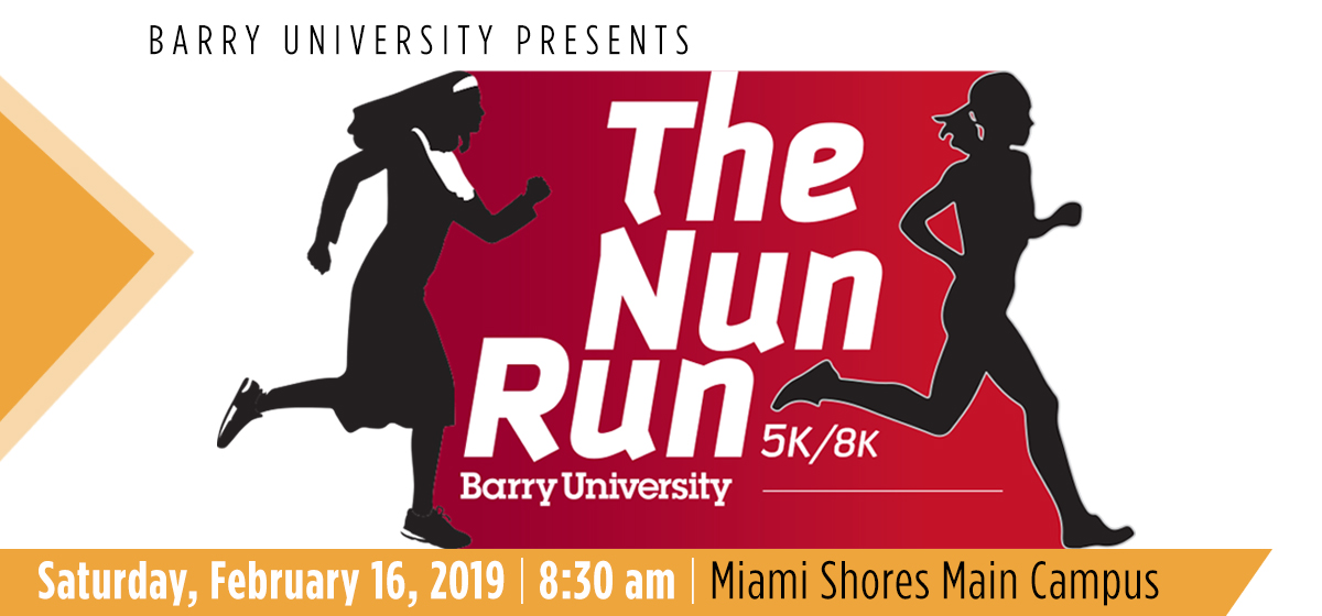 The Nun Run 5K and 8K