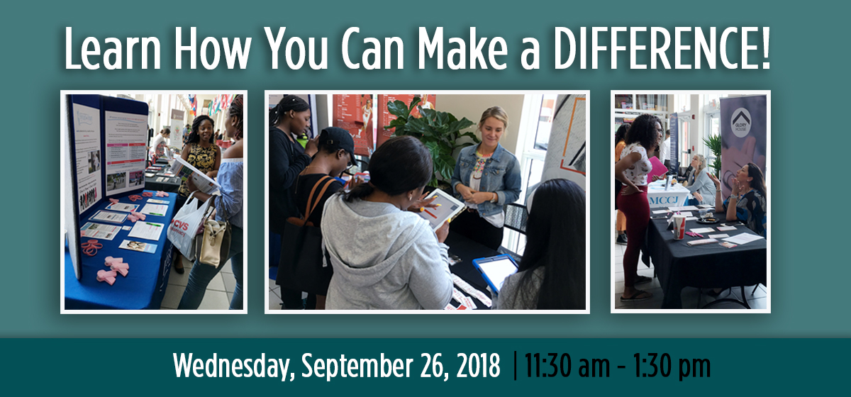 Learn How You Can Make a Difference!