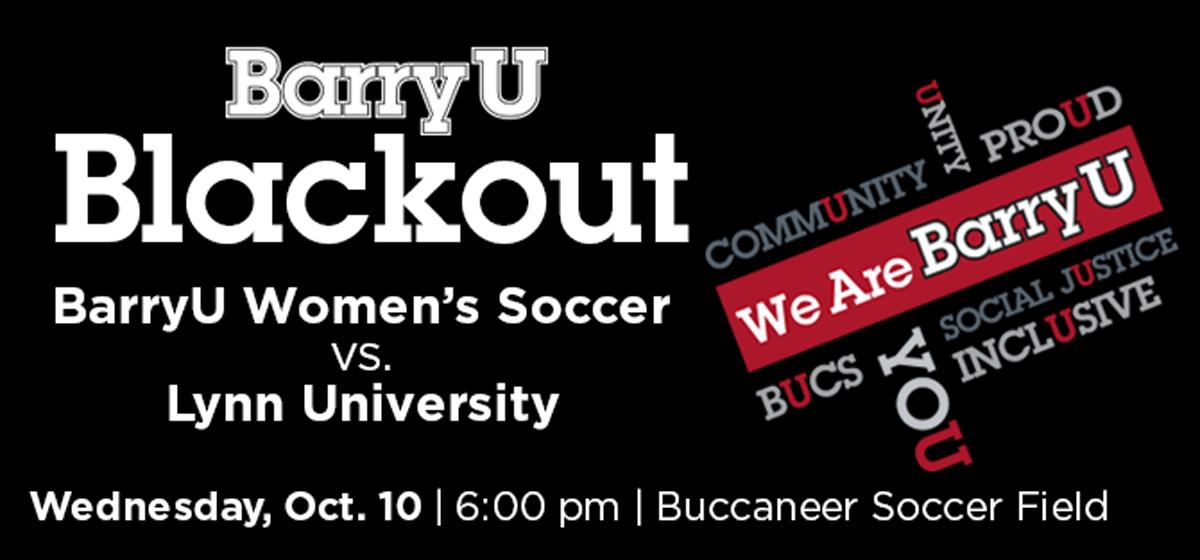 BarryU Women's Soccer vs Lynn University