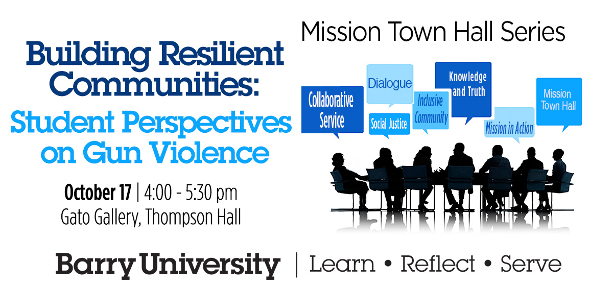Building Resilient Communities: Student Perspectives On Gun Violence