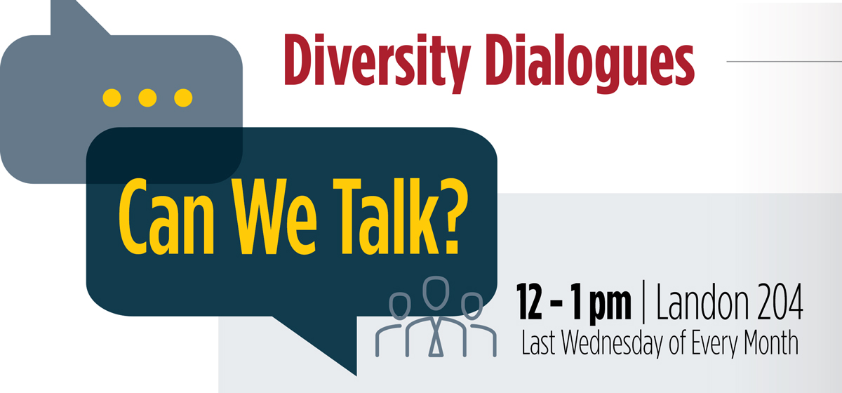 Can We Talk? Diversity Dialogues