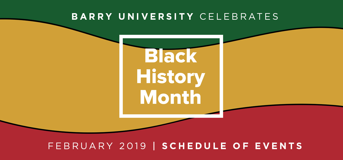 Celebrate Black History Month: February 2019 Events