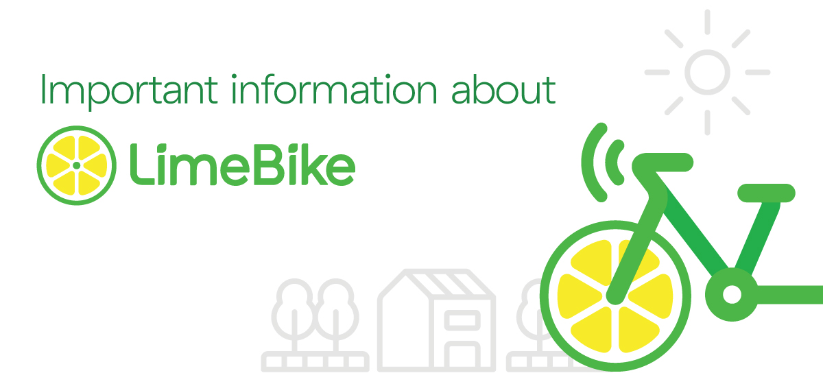 Important information about LimeBike