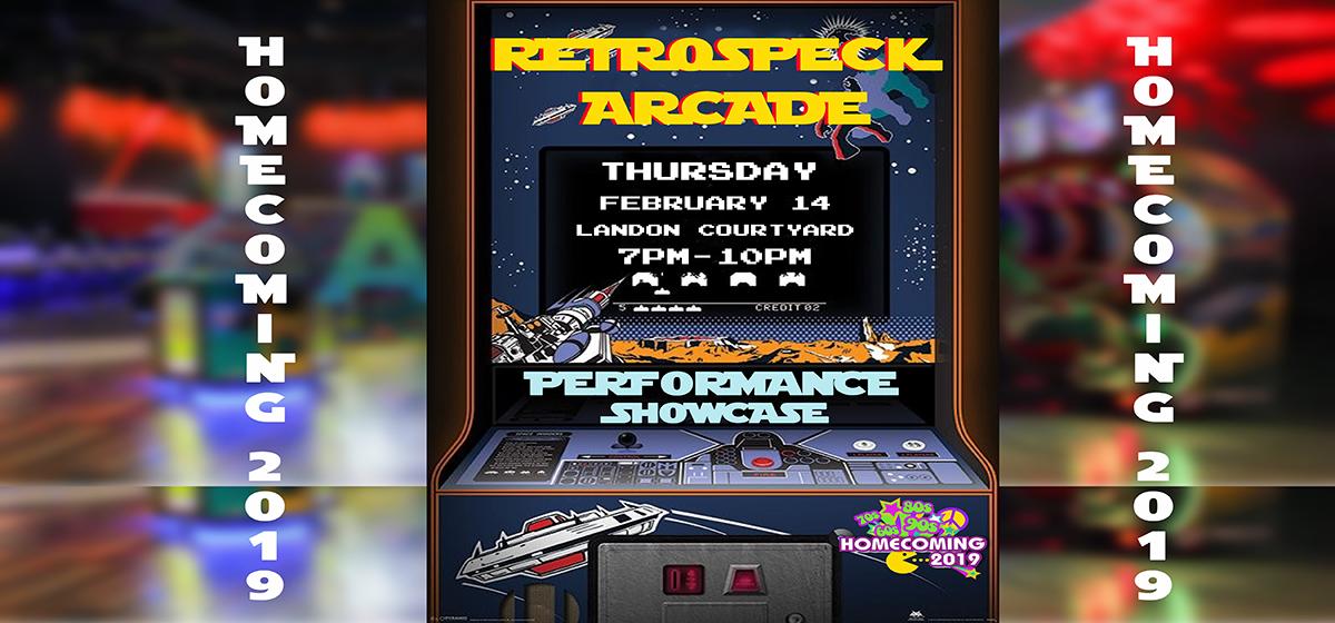 Retrospeck Arcade