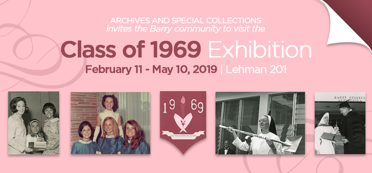 Class of 1969 Exhibition