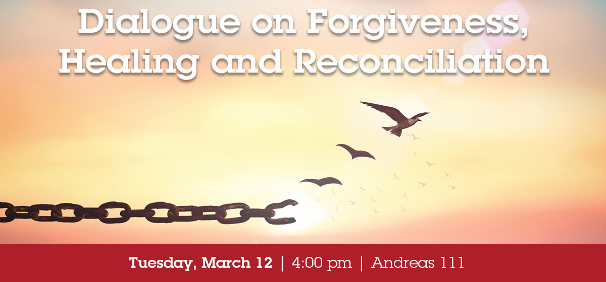Dialogue on Forgiveness, Healing and Reconciliation