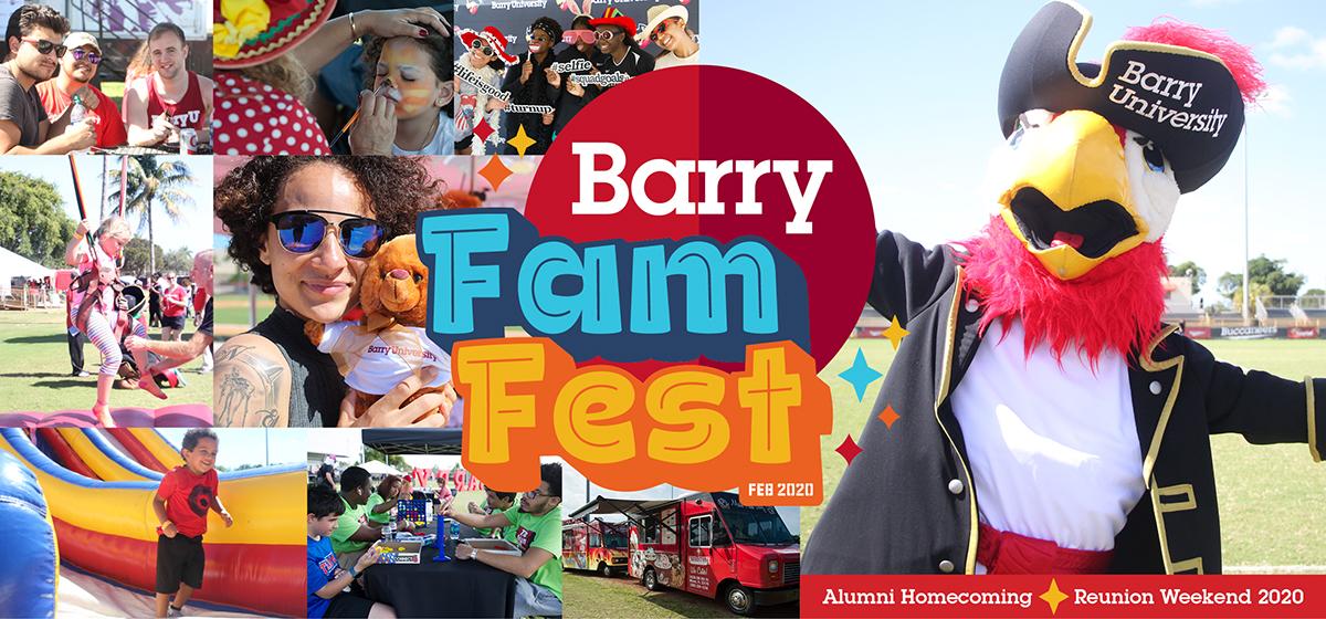 Barry FamFest