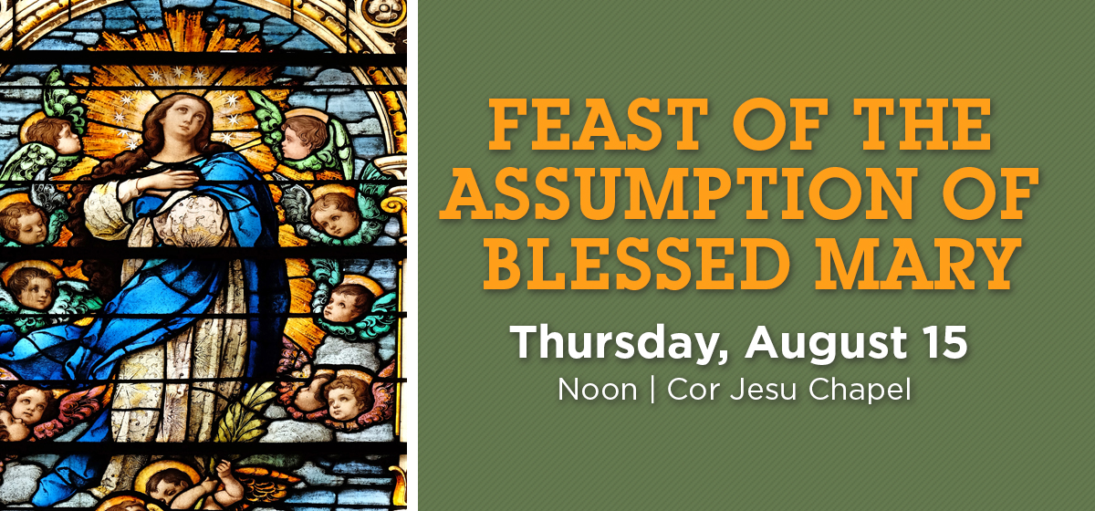 Feast of The Assumption of Blessed Mary