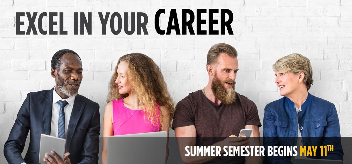 Semester begins July 1st - Register Now!