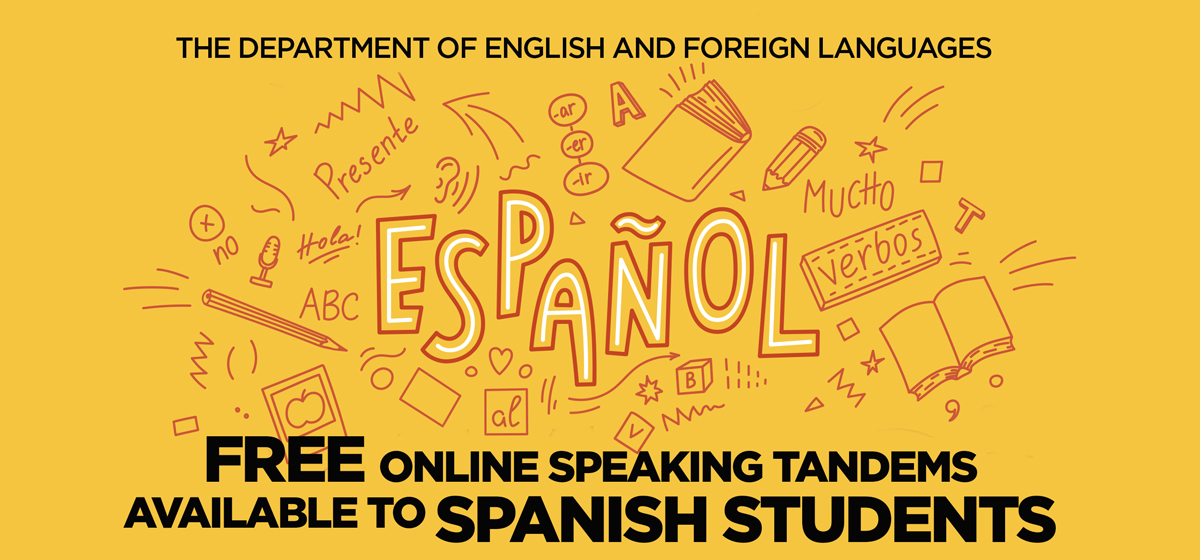 Studying Spanish? Practice online with native speakers