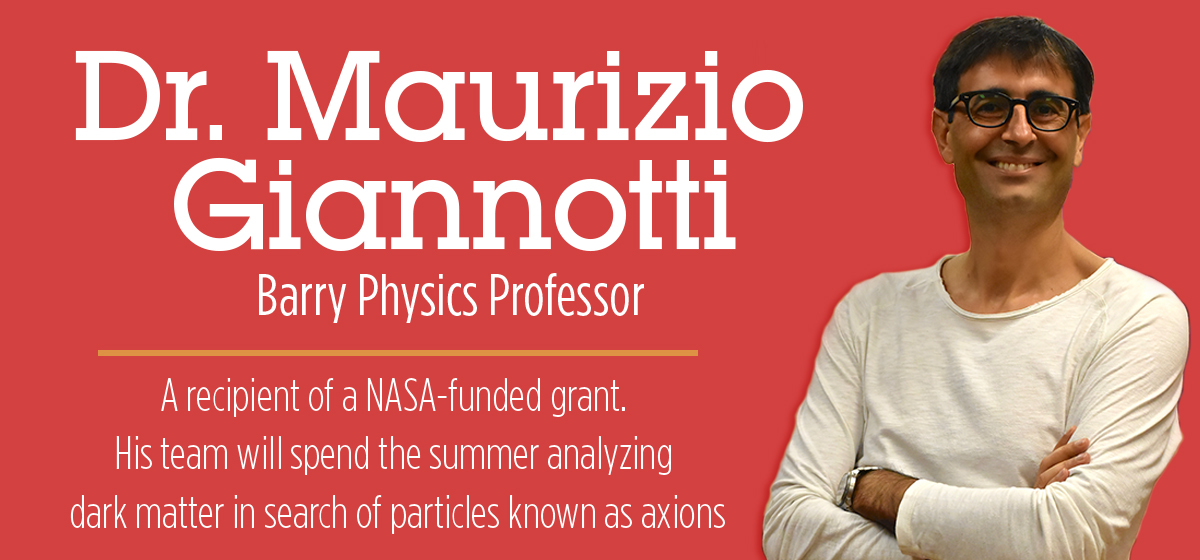An Out of This World Congratulations to Dr. Giannotti