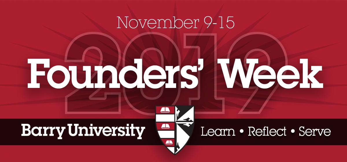 Celebrate Founders' Week 2019