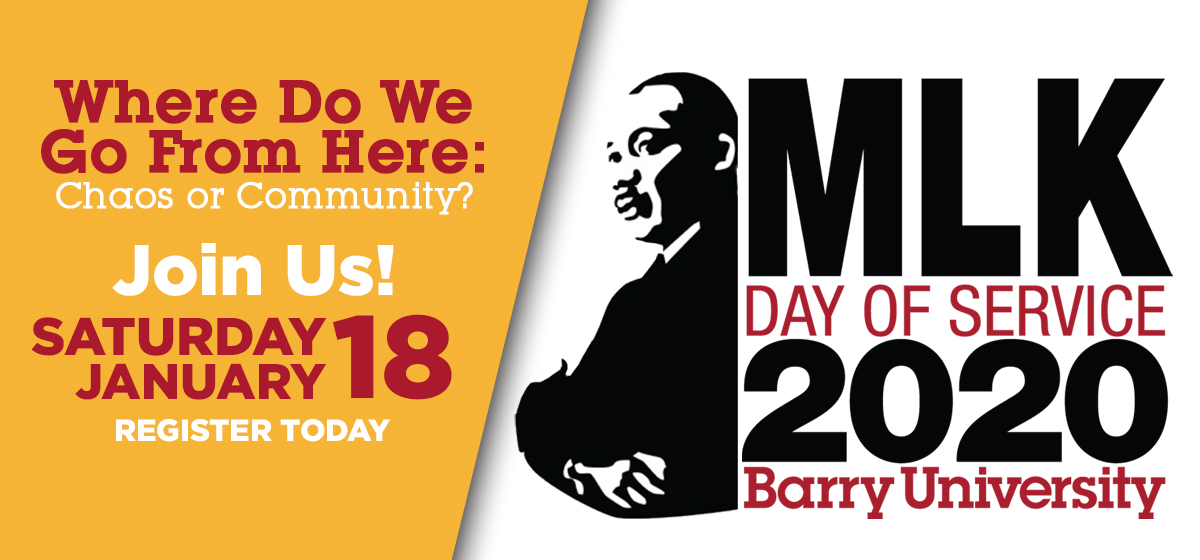 MLK Day of Service 2020!