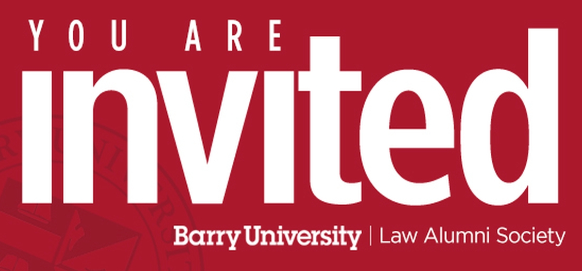 Law Alumni Reception