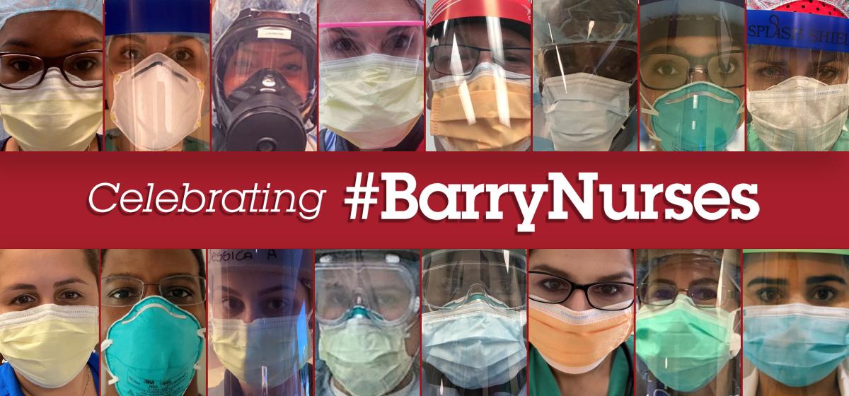 Celebrating #BarryNurses