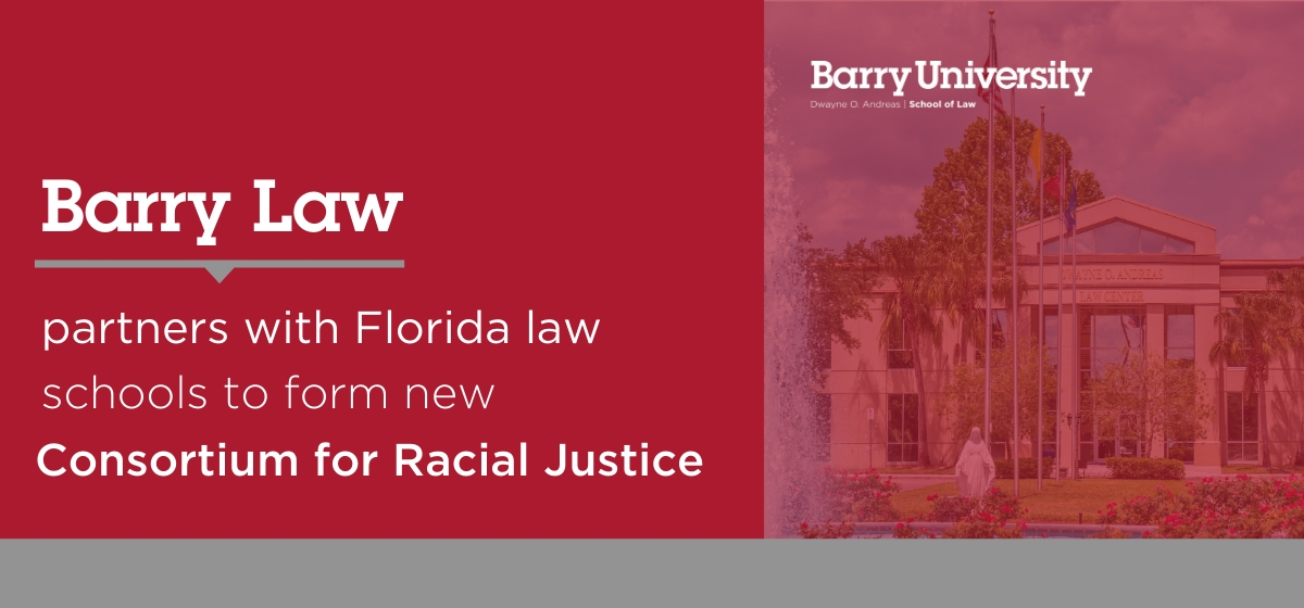 Florida's 12 Law Schools Form New Consortium for Racial Justice