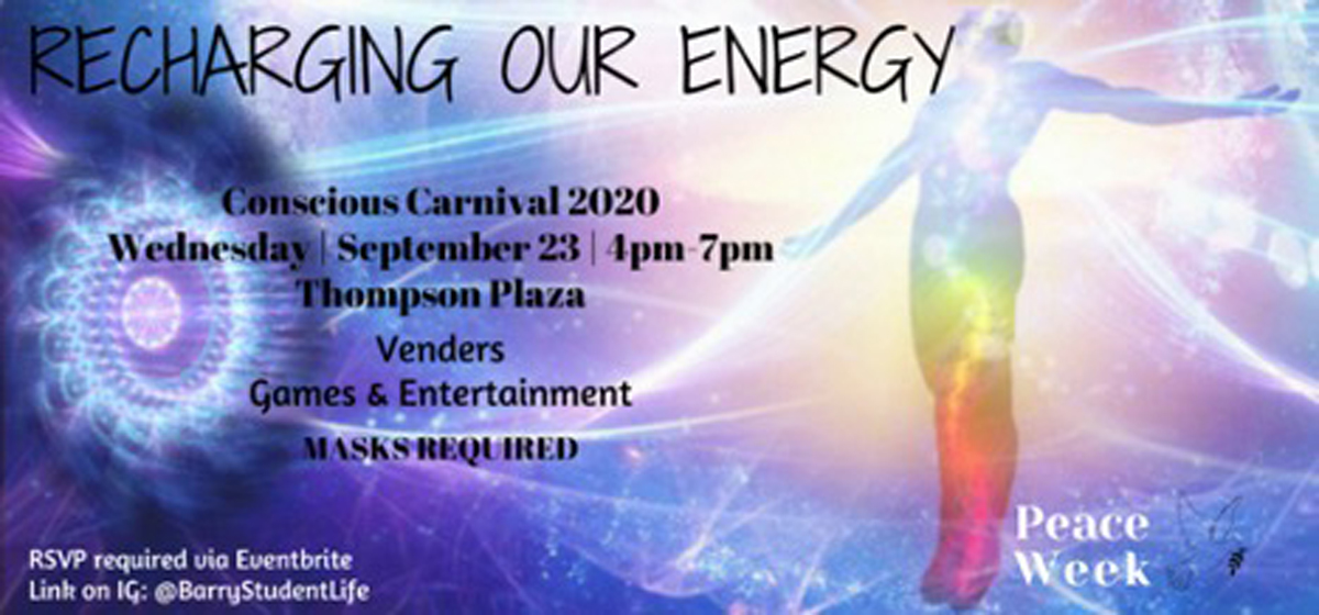 Conscious Carnival: Charging Up Our Energy