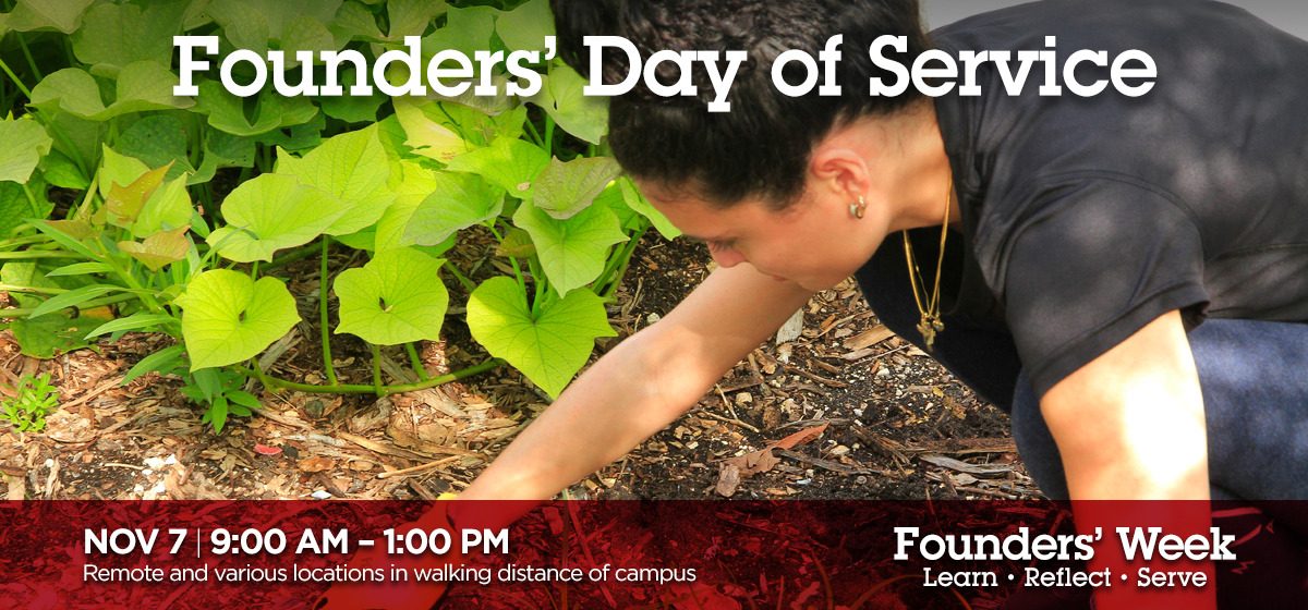 Founders' Day of Service