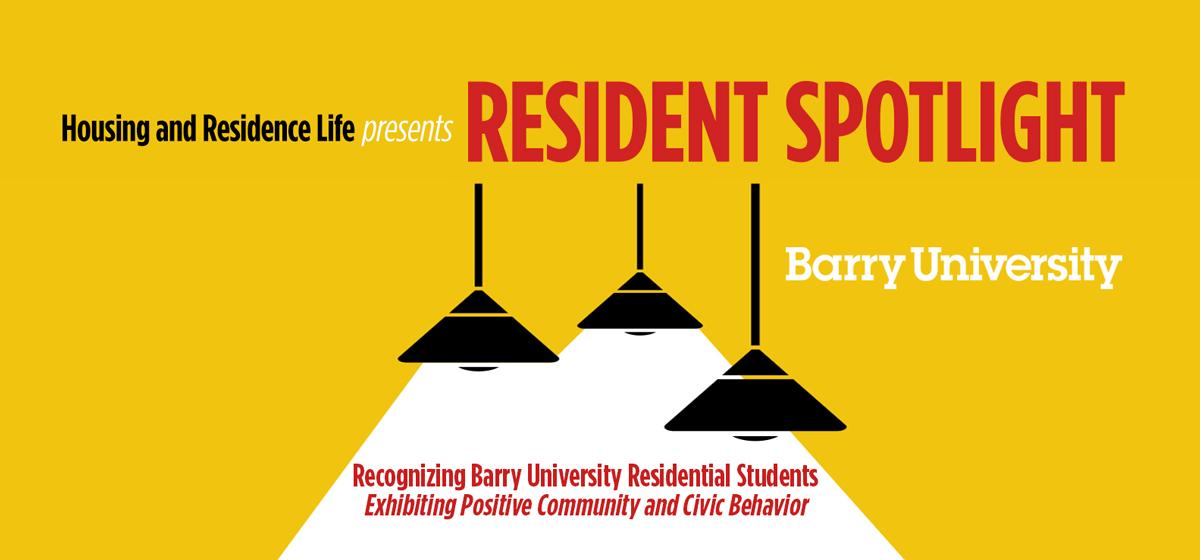 Resident Spotlight Initiative