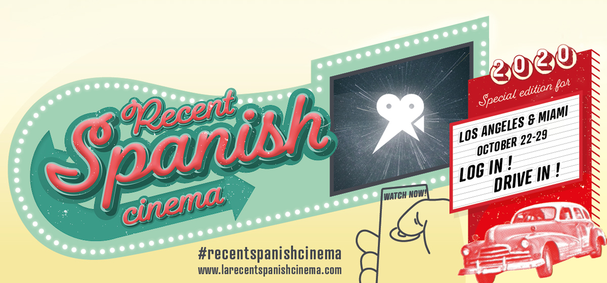 Log in or Drive in to 2020's Recent Spanish Cinema, October 22 – 29