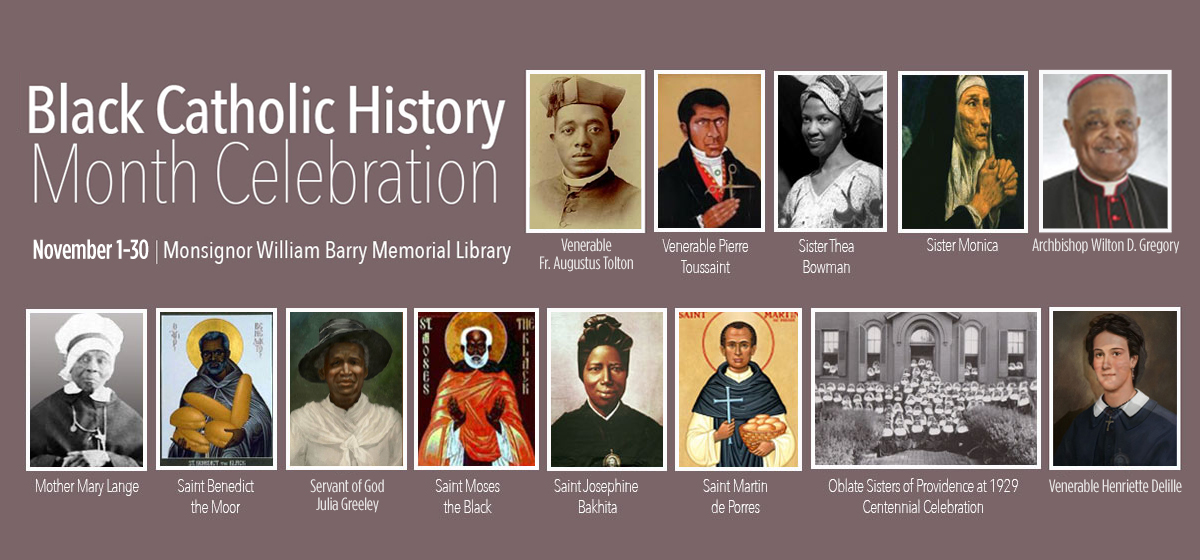 """""""African American Saints and Martyrs"""""""