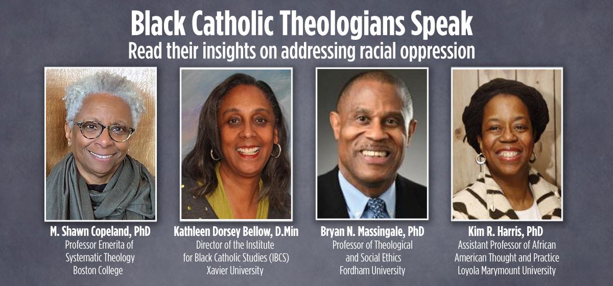 Black Catholic Theologians Speak